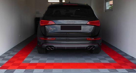 alarme autonome garage